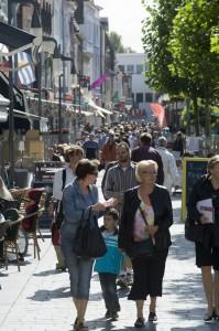 Bungalow Zeeland 't Schuurke, winkelen in Goes