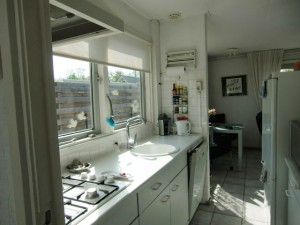 Keuken bungalow 't Schuurke Zeeland