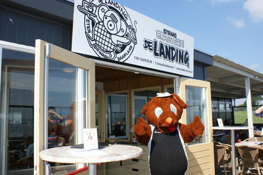 Strandbrasserie De Landing Baarland